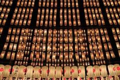 万灯祭~一万二千のアカリ