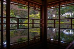 旧竹林院の春①