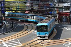 日本一高価な電車は私です。