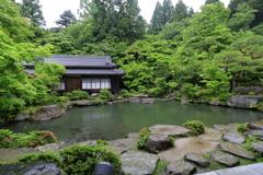 百済寺庭園~京都に負けへんで!