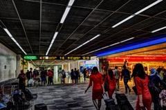 タイ/バンコク/ドン・ムアン空港