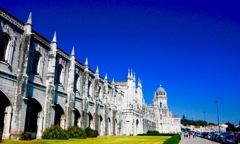 ポルトガル/リスボン/ジェロニモス修道院