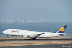 ルフトハンザドイツ航空 Boeing 747-8 (D-ABYR)-①