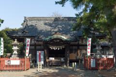 吉田神社(豊橋ストラット④)