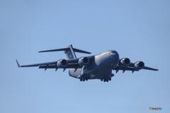 アメリカ空軍 ボーイング C-17 (06-6164)