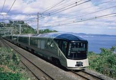 フイルム写真での東海道線-③