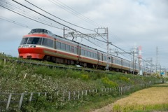 その列車の名はM78星雲号 (本務機ver.)