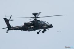 陸上自衛隊 Fuji AH-64D (74508)