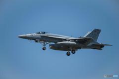 アメリカ海軍 ボーイング F/A-18E スーパーホーネット (NF215)