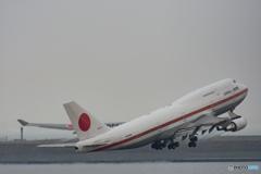 航空自衛隊 ボーイング 747-400 (20-1101)
