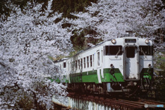 春の只見線巡り-⑧のフィルム編