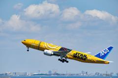 全日空 ボーイング 777-200 (JA743A)