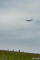 福島空港でのブライトリングDC-3ワールドツアー、終演へ