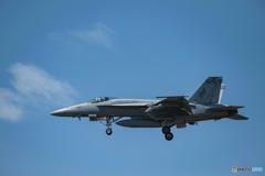 アメリカ海軍 ボーイング F/A-18E スーパーホーネット (NF407)