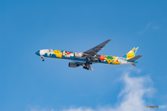全日空 ボーイング 777-300 (JA754A)