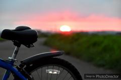 サイクリングの先に