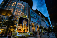 Siam PARAGON(Bangkok Night)