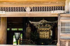 円覚寺 舎利殿内①