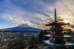 富士山(DSC05750)