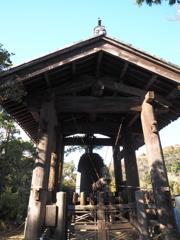 鎌倉 円覚寺 11 国宝・洪鐘(おおがね)