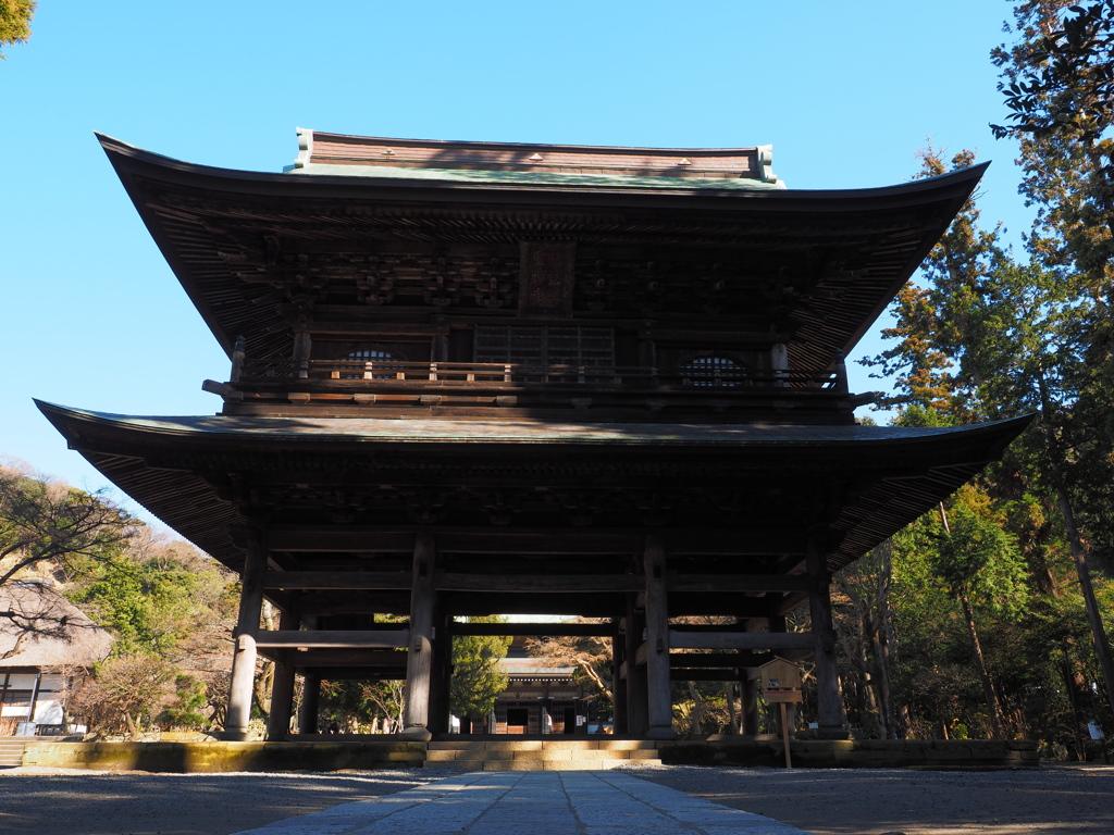 鎌倉 円覚寺 2 山門