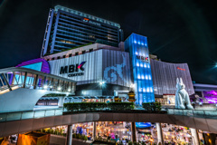 MBK(Bangkok Night)②