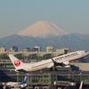 バレンタインの富士山①