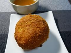 ひるゴパン~ビーフカレーパン