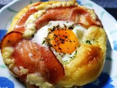 ひるゴパン~目玉焼きパン