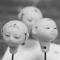 秋の和人形展 〜極小・江戸三ツ折レ御所人形〜 13