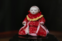 秋の和人形展 〜極小・江戸三ツ折レ御所人形〜 35