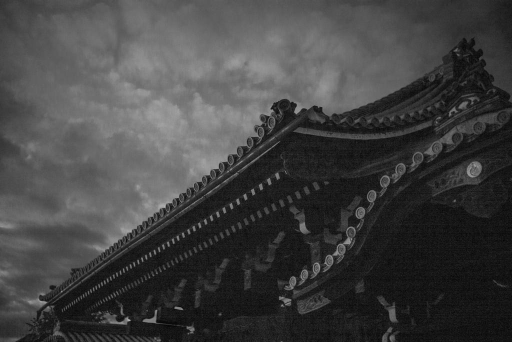 西本願寺・裏門