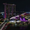 Violet Marina Bay Sands