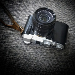 LeicaCL with protect case