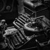 typewriter  monochrome