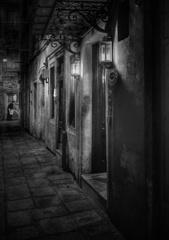 ヴェネチアの路地を歩く 6