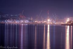 霞ある軍港