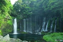 白糸の滝(富士宮市)