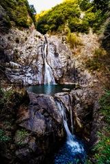 Nunobiki-waterfall for men
