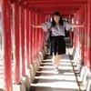 ポートレート  花園神社(新宿)