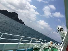 日本海は揺れるド~