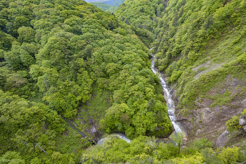 城ヶ倉渓谷