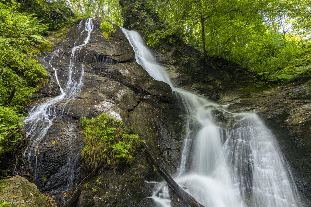 川島の滝Ⅱ