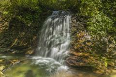 蟇淵の滝Ⅳ