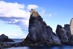 浄土ヶ浜の風景Ⅱ