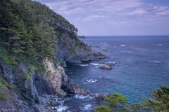 大洋を望む場所