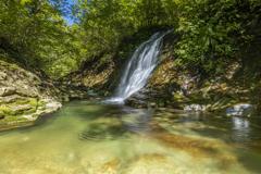 蟇淵の滝Ⅱ