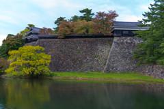 史跡:松江城 城郭