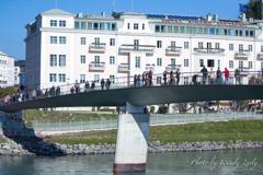 新旧を結ぶ橋