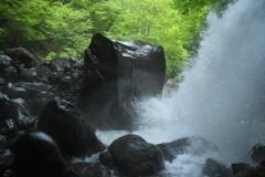 仁三郎の滝 2019.5.22